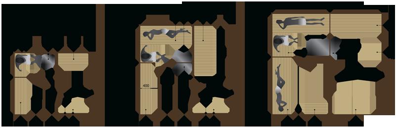 Строительство бань и саун под
