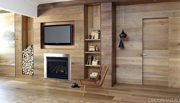 Lesene plošče za cene sten